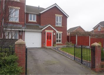 Thumbnail 3 bed town house for sale in Banks Road, Liverpool