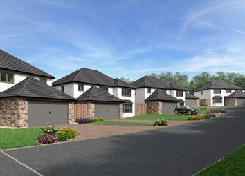 Thumbnail 4 bed detached house for sale in Manor Gardens, Maen Valley, Budock Water, Falmouth