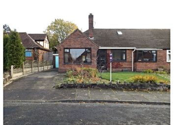 Thumbnail 4 bed semi-detached bungalow for sale in Lane Brow, Oldham