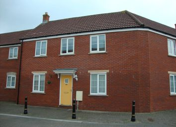 Thumbnail 3 bed property to rent in The Badgers, St Georges, Weston Super Mare