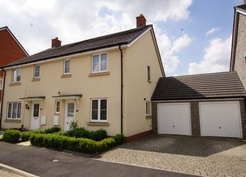 Thumbnail 3 bed semi-detached house for sale in Blue Cedar Close, Yate, Bristol