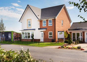 "Thumbnail 4 bed detached house for sale in ""Cambridge"" at Green Lane, Yarm"