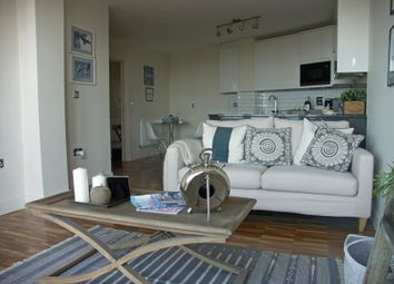 Thumbnail 2 bed flat to rent in High Street, Whitstable