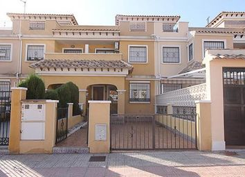 Thumbnail 3 bed town house for sale in Town House, Torrevieja, Alicante, Valencia, Spain