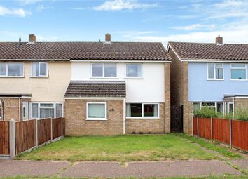 Thumbnail 3 bedroom end terrace house to rent in Beech Close, Wymondham, Norfolk
