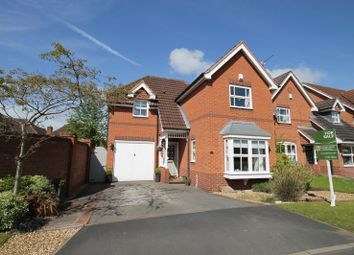 Thumbnail 3 bed detached house for sale in Heron Drive, Penkridge, Stafford