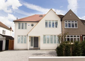 Thumbnail Semi-detached house for sale in Elgar Avenue, Berrylands, Surbiton