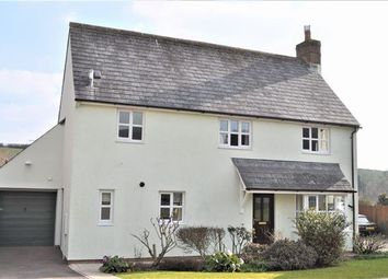 Thumbnail 4 bed detached house for sale in Charwell Meadow, Bradninch, Exeter