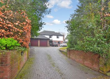 Thumbnail 4 bed detached house for sale in St. Johns Road, Stansted
