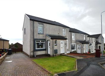 Thumbnail 2 bed end terrace house for sale in Ailsa Court, Hamilton