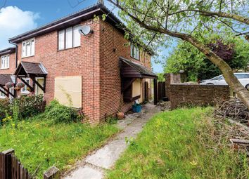 Thumbnail 2 bed end terrace house for sale in Aveling Close, Purley