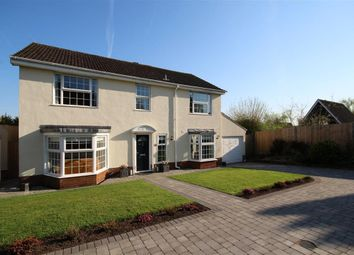 Thumbnail 4 bed detached house for sale in Ridgeway, Wargrave
