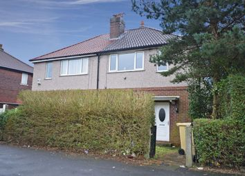 Thumbnail 2 bedroom semi-detached house for sale in Crescent Avenue, Farnworth, Bolton