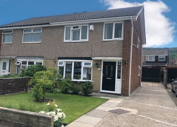 Thumbnail 3 bed semi-detached house for sale in Crowhurst Close, Guisborough