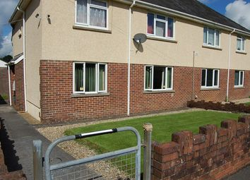 Thumbnail 1 bed flat for sale in Heol Llwchwr, Ammanford