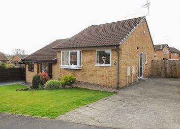 Thumbnail 2 bed semi-detached bungalow for sale in Dalvey Way, New Whittington, Chesterfield