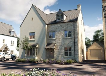 """Thumbnail 3 bedroom semi-detached house for sale in """"The Acton"""" at Kingfisher Road, Bourton-On-The-Water, Cheltenham"""