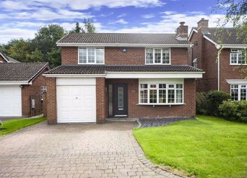 4 bed detached house for sale in Manor Court, Fulwood, Preston PR2