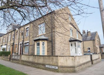 Thumbnail 4 bed end terrace house for sale in Carrington Street, Bradford