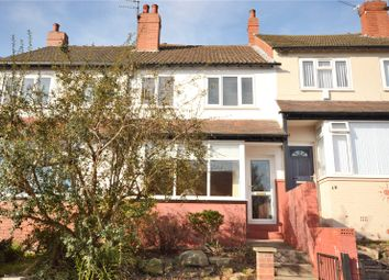 Thumbnail 3 bed terraced house for sale in Roundhay Avenue, Leeds