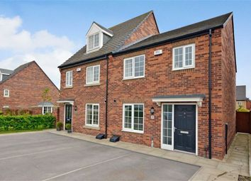 Thumbnail 3 bed semi-detached house for sale in Hassop Court, Rotherham
