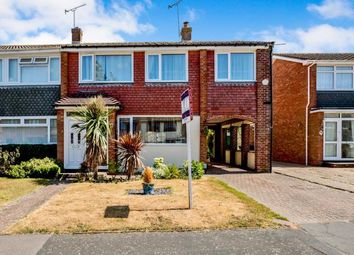 Thumbnail 4 bedroom end terrace house for sale in Purbrook, Waterlooville, England