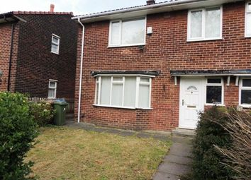 Thumbnail 3 bed property for sale in Lancaster Road, Droylsden, Manchester
