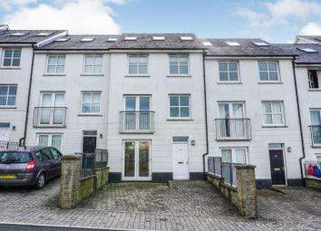 Thumbnail 4 bed terraced house for sale in Kensington Gardens, Haverfordwest