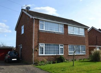 Thumbnail 2 bedroom semi-detached house for sale in Albany Close, Tonbridge
