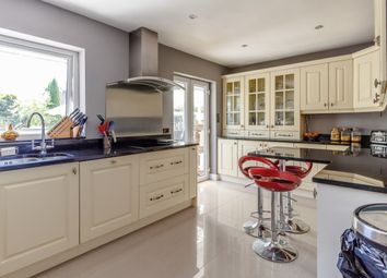 Thumbnail 4 bed detached house for sale in Beech Road, Elswick, Preston