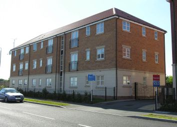 Thumbnail 2 bed flat for sale in Radbourne Court, Starflower Way, Mickleover
