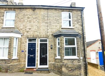 Thumbnail 3 bedroom end terrace house for sale in Newmans Road, Sudbury