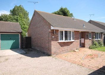 Thumbnail 2 bed bungalow for sale in Sunnyside Way, Little Clacton, Clacton-On-Sea