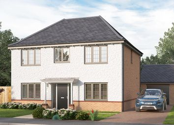 "Thumbnail 4 bed detached house for sale in ""The Lathbury"" at St. Catherines Villas, Wakefield"