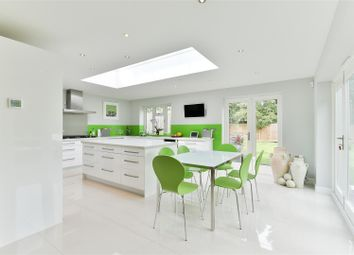Thumbnail 4 bed detached house for sale in Oak Lodge Drive, Redhill