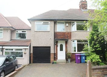 Thumbnail 4 bed semi-detached house for sale in The Heyes, Liverpool, Merseyside