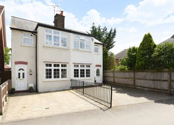Thumbnail 3 bed semi-detached house for sale in Dean Villas, Denby Road, Cobham