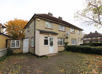 Thumbnail 3 bed semi-detached house for sale in Raeburn Road, Hayes