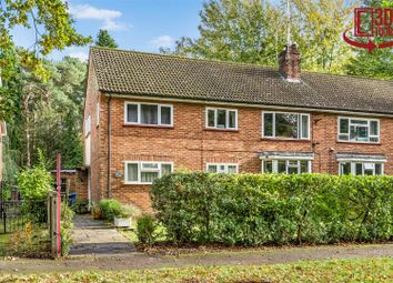 Thumbnail 2 bed maisonette for sale in Edgbarrow Rise, Sandhurst, Berkshire.