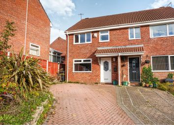 Thumbnail 3 bed semi-detached house for sale in The Ridings, Bishopsworth