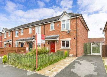 Thumbnail 3 bed semi-detached house for sale in Drakes Close, Livesey, Blackburn, Lancashire