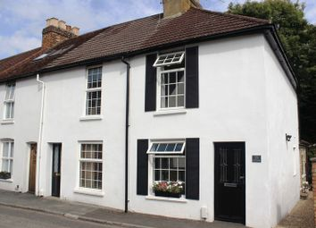 Thumbnail 2 bed end terrace house to rent in Albert Road, Englefield Green, Egham