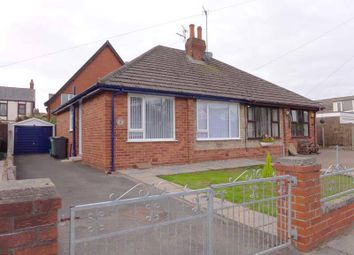 Thumbnail 2 bed semi-detached bungalow for sale in Trunnah Gardens, Thornton-Cleveleys
