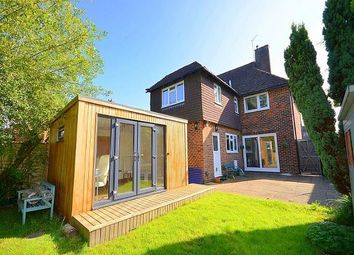 Thumbnail 4 bed semi-detached house to rent in Glebe Road, Cranleigh