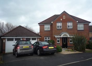 Thumbnail 5 bed detached house to rent in Heol Y Garreg Wen, West Cross, Swansea