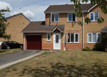 Thumbnail 3 bed semi-detached house to rent in Wester Moor Way, Roundswell