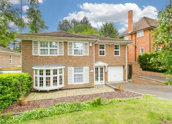 Thumbnail 6 bed detached house for sale in Upper Park, Loughton