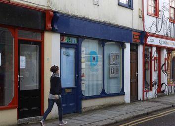 Thumbnail Retail premises to let in 13, Kenwyn Street, Truro