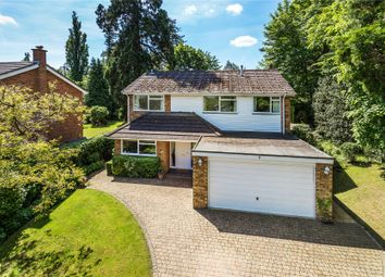 Thumbnail 5 bedroom detached house for sale in St Johns, Woking, Surrey