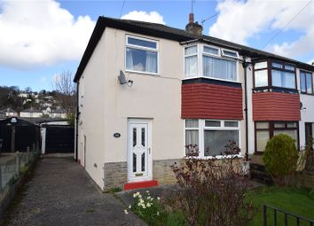 Thumbnail 3 bed semi-detached house for sale in Grange Road, Keighley